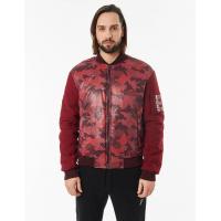 Куртка FORWARD мужская (бордовый)