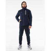 Куртка на флисовой подкладке FORWARD мужская (Синий)