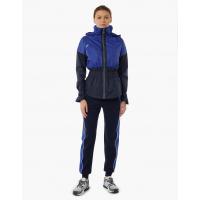 Куртка ветрозащитная FORWARD женская (синий/голубой)