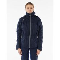 Куртка на флисовой подкладке женская (Синий)