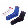 Комплект носков FORWARD мужской (синий/голубой/белый)