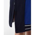 Платье поло женское Forward (Голубой/Синий)