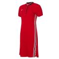 Платье поло женское Forward (красный)