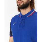 Рубашка поло FORWARD мужская (голубой/синий)
