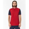 Рубашка поло FORWARD мужская (Красный/Синий)