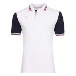 Рубашка поло FORWARD мужская (Белый/Синий)