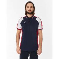 Рубашка поло FORWARD мужская (Синий/Красный)