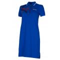 Платье-поло FORWARD женское (голубой)