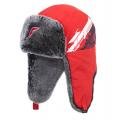 Шапка Ушанка Forward (Красный)