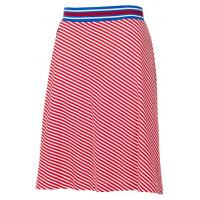Юбка женская Forward (Красный/Белый)