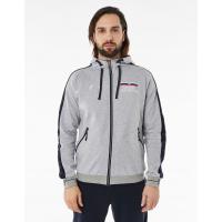 Куртка тренировочная FORWARD мужская (Серый/Синий)