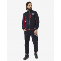 Куртка тренировочная FORWARD мужская (Синий/Красный)