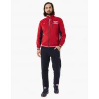 Куртка тренировочная FORWARD мужская (Красный/Синий)