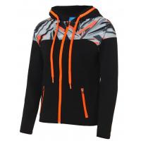 Куртка тренировочная женская Forward (белый/черный)