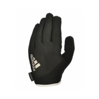 Перчатки для фитнеса Adidas Essential ADGB-12421RD/WH (белый/красный)