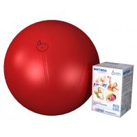 Медицинский гимнастический мяч (45см, 55см, 65см, 75см) ALPINA Стандарт