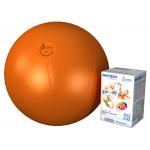 Фитбол ALPINA Стандарт - Медицинский гимнастический мяч (45см, 55см, 65см, 75см)