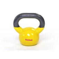 Гиря Reebok 5.0кг RAWT-18005YL(желтый)