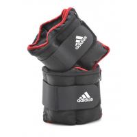 Утяжелители Adidas на запястья/лодыжки (2шт х 2кг)