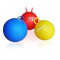 Мяч попрыгун с квадратной ручкой Fit Tools 45 см