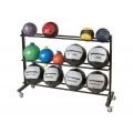 Горизонтальная стойка под мячи PB Extreme Horizontal Medicine Ball Rack