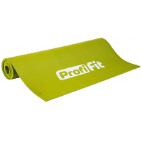 Коврик для йоги 6 мм PROFI-FIT