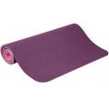 Коврик для йоги и фитнеса PROFI-FIT, ПРОФ 6 мм