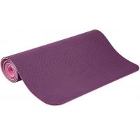 Коврик для йоги и фитнеса ПРОФ 6 мм. PROFI-FIT