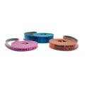 Набор из трех двуцветных эспандеров 208 см Fittools
