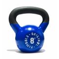 Гиря обрезиненная синяя 8-24 кг FT-K8-B Original Fittools