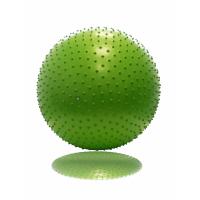 Гимнастический мяч с массажным эффектом 55-75 см FT-MBR55 Original Fittools