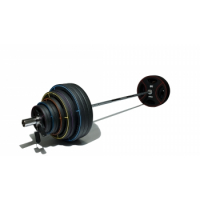 Штанга олимпийская 225 кг (диски-TPU) FT-OLYSET-225 Original  Fittools
