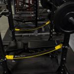 Захваты для грифа дополнительные для рамы SPR1000 Body Solid