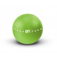 Гимнастический мяч FT-GBPRO-65GN Fit Tools для коммерческого использования
