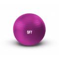 Гимнастический мяч FT-GBR-55FX Fit Tools