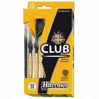 Дротики Harrows Club Brass
