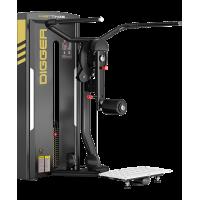 Тренажер для ягодичных мышц стоя (мульти-хип) Hasttings Digger HD017-1