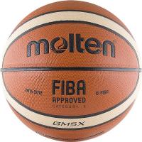 Мяч баскет.матч. MOLTEN р.5