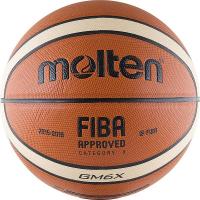 Мяч баскет.матч. MOLTEN р.6
