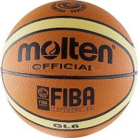 Мяч баскет.проф. MOLTEN р.6