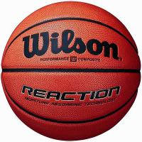 Мяч баскетбольный тренир. WILSON Reaction р.7