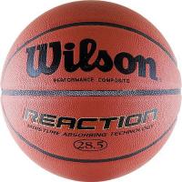 Мяч баскетбольный тренир. WILSON Reaction р.6