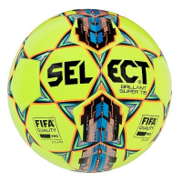 Мяч футб. проф. SELECT Brillant Super FIFA TB YELLOW р.5