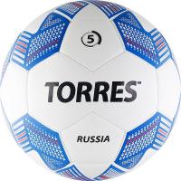 Мяч футб.любит. TORRES Team Russia  р.5