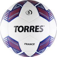 Мяч футб.любит. TORRES Team France р.5