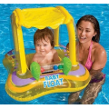 "Круг для плавания ""KIDDIE FLOAT"" 81х66 см (от 1-2 года) Intex"