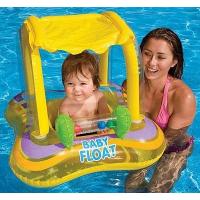 "Круг для плавания ""KIDDIE FLOAT"" 81х66 см (от 1-2 года) Intex"