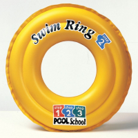 Круг DELUXE SWIM RING POOL SCHOOL 51 см (от 3-6 лет) Intex