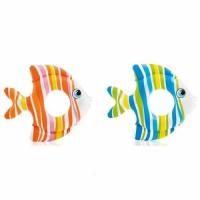 """Круг для плавания """"Тропические рыбки"""" 83x81 см (от 3-6 лет) Intex"""