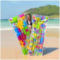 Матрас для плавания 183х76 см Цветы Bestway